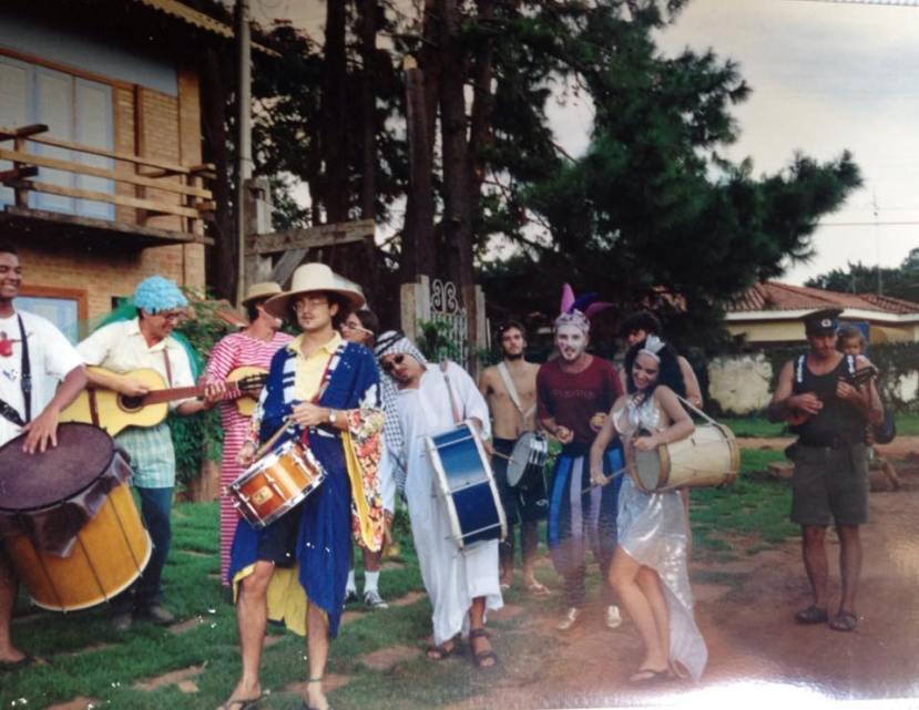 Carnavais do Berra de 2001 2002