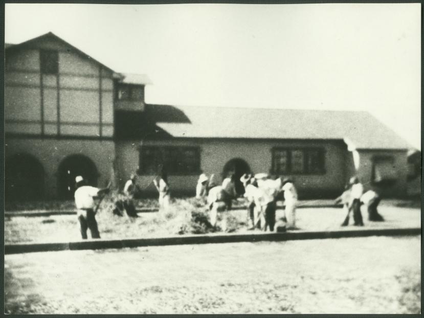 maq benefiar cafe Santa Elisa 1930