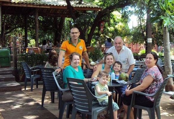 familia Praça do COco
