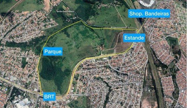 parque do Campo Grande