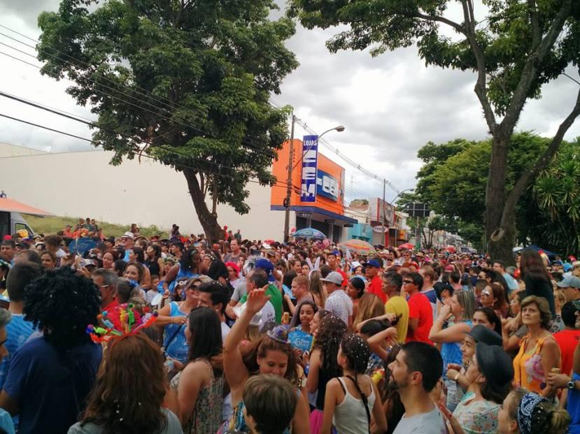 carnaval Dino Paulinia